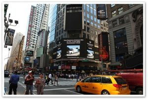Advertise In Times Square